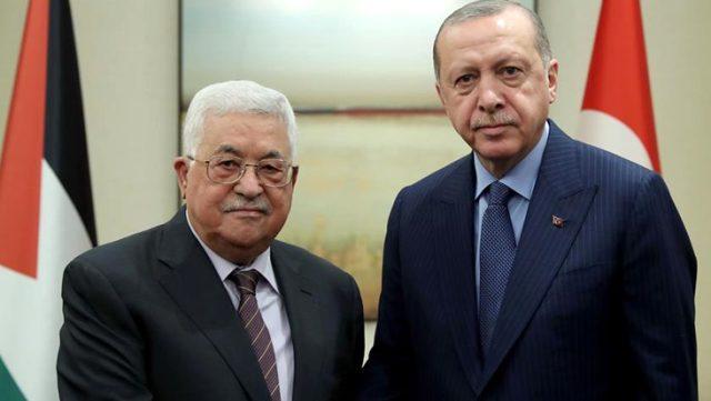 Filistin Devlet Başkanı