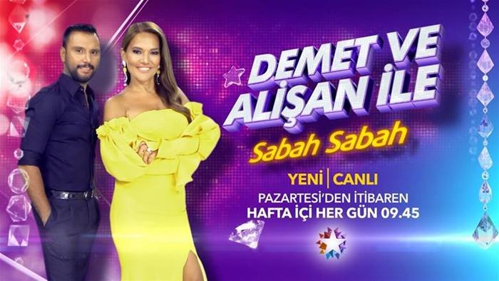 Demet ve Alişan ile Sabah Sabah Star TV