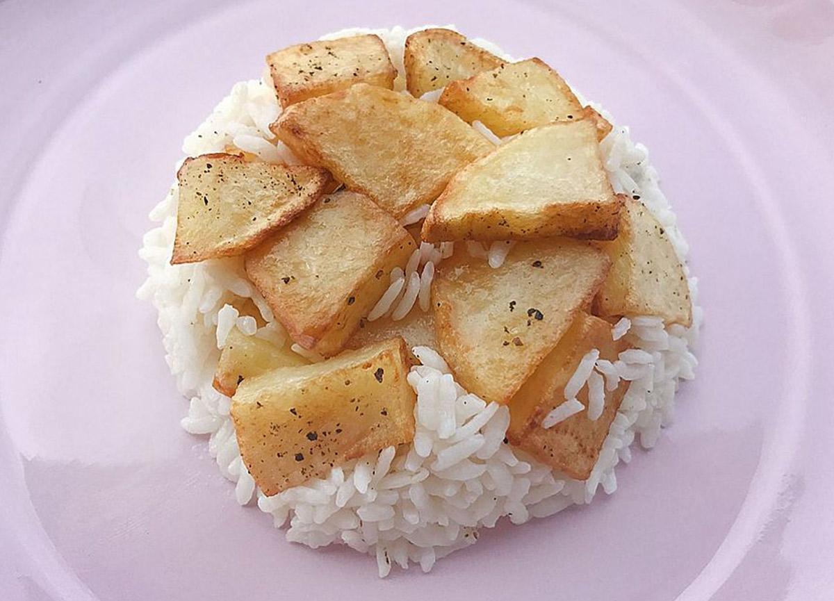 Patatesli Çilav