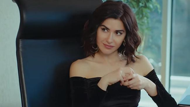 Yasak Elma Nesrin Cavadzade