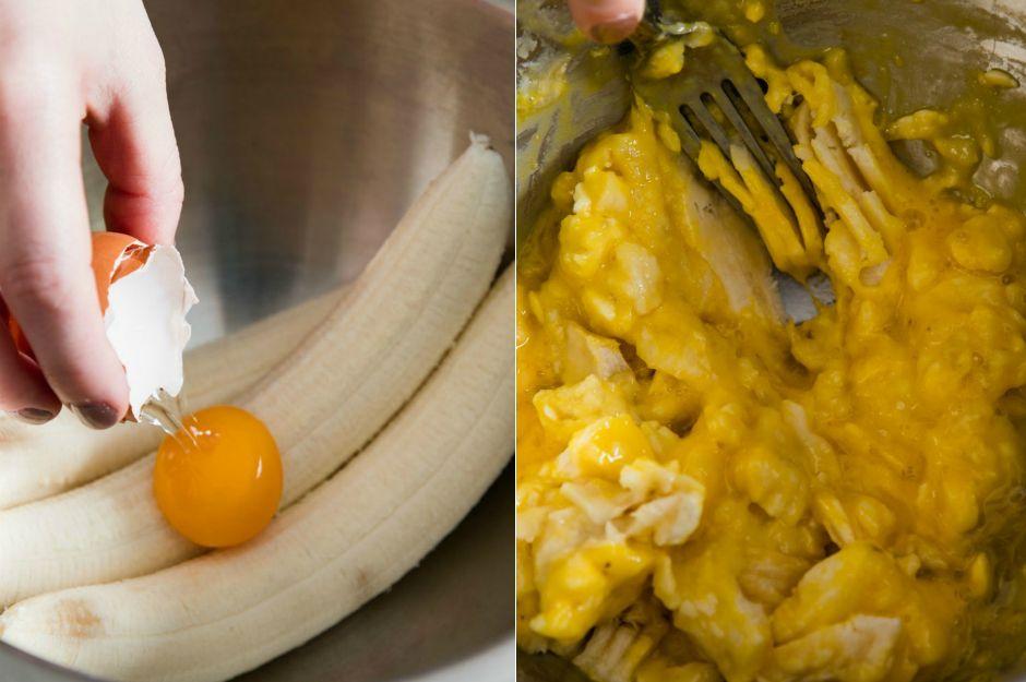 yumurta sarısı maskesi