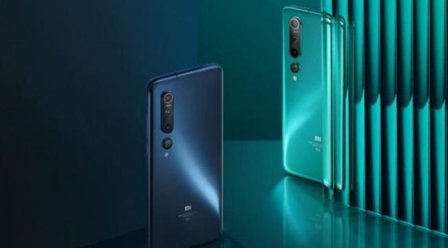 108 MP Telefon Xiaomi Mi 10 Piyasaya sürüldü