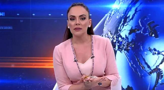 Kanal D haber sunucusu Buket Aydın görevinden istifa etti