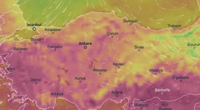 Meteorolojiden turuncu uyarı! Yurdun batısında sıcak günler başlıyor