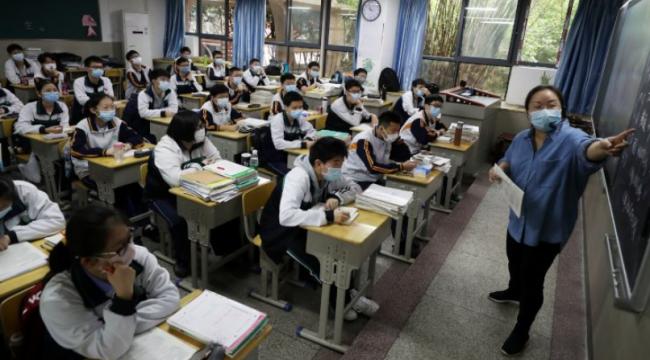 Wuhan'da eğitim hayatı başladı