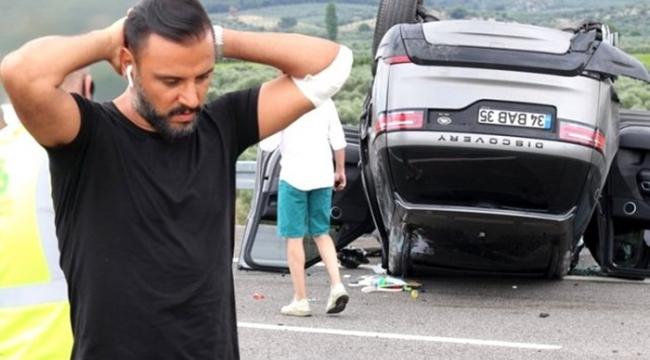 Ailesiyle birlikte kaza geçiren ünlü şarkıcı Alişan kaskodan kaç para alacak?