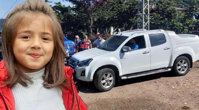 Giresun'da kaybolan 7 yaşındaki İkranur'dan acı haber! Cansız bedeni bulundu