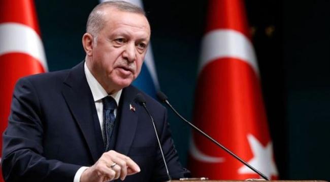 Hafta sonu sokağa çıkma yasağı iptal edildi! Cumhurbaşkanı Erdoğan açıkladı