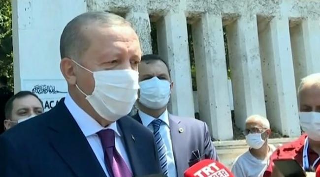 Cumhurbaşkanı Erdoğan'dan Kurban Bayramı için kritik uyarılar