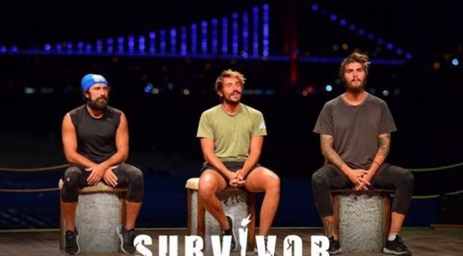 Survivor 13 Temmuz 2020 kim elendi? Finalistler belli oldu