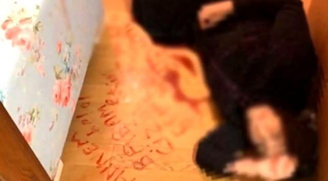 Yere kanla yazılan yazı hafızalara kazınmıştı! Cani koca hakkında istenen ceza belli oldu