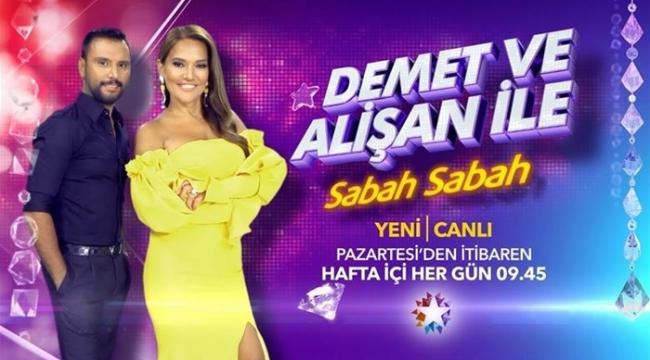 Demet ve Alişan ile Sabah Sabah 31 Ağustos 2020 konukları kimler?