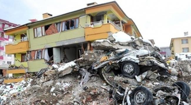 Marmara depreminin 21. Yılı! 17 Ağustos 1999 depreminde kaç kişi hayatını kaybetti?