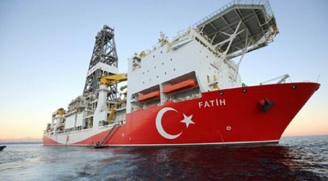 Türkiye'nin doğal gaz keşfine ilk tebrik hangi ülkeden geldi?