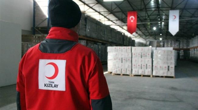 Suriye'de Türk Kızılay aracına silahlı saldırı