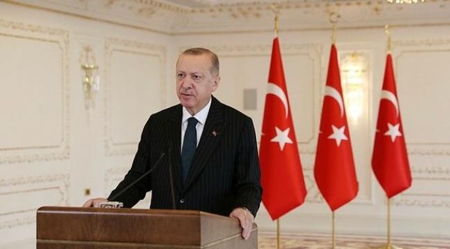 Erdoğan'dan Türkiye'nin önünü kesmeye çalışanlara net mesaj