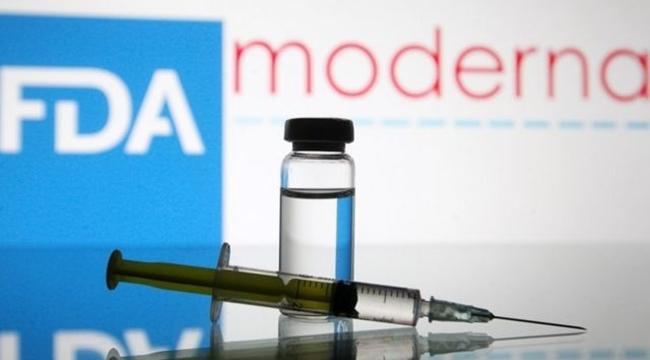 Koronavirüs aşısı Moderna'da yan etki ortaya çıktı!