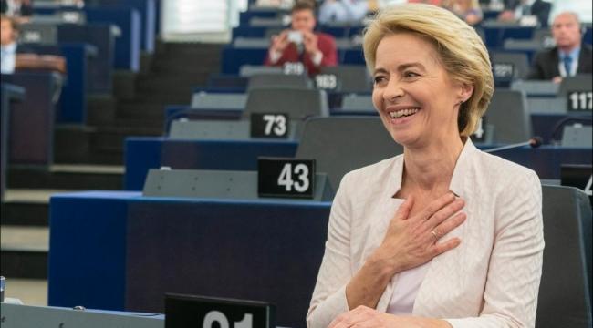Avrupa Birliği'nden '4 yılın ardından Beyaz Saray'da bir dostumuz var' mesajı