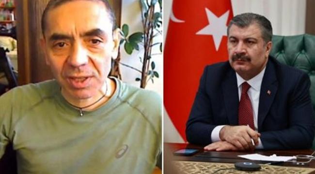 Bakan Koca, Uğur Şahin ile görüştü! Biontech'in aşıları Türkiye'ye ne zaman gelecek?