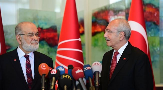 Kılıçdaoğlu'ndan yeni ittifak açıklaması! Saadet Partisi'ne cevap!