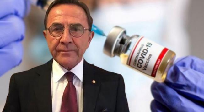 """Osman Müftüoğlu'dan aşı uyarısı! """"Aşılama 3,4 ayda bitmeli yoksa..."""""""
