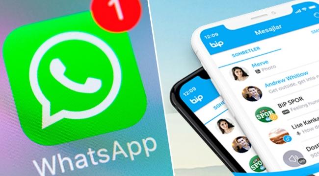 Turkcell, Türk Telekom ve Vodafone'dan Bip ve Yaay adımı!