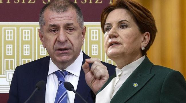 Ümit Özdağ'ın İYİ Parti'den ihracına ilişkin karar iptal edildi