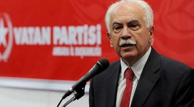 Vatan Partisi'nde toplu istifa!