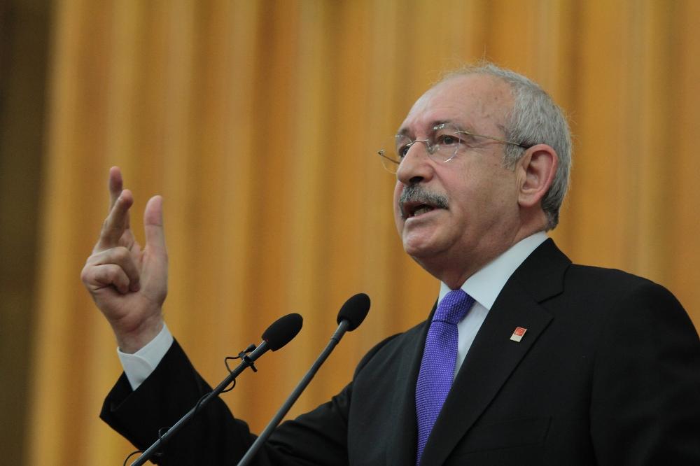 Kılıçdaroğlu Yargıtay Başkanı'na Yüklendi