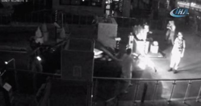 15 Temmuz Hain Geceden Tüyler Ürperten Görüntü! Org. Yaşar Güler'i Kaçırmak İçin Yaylım Ateşi Açmışlar