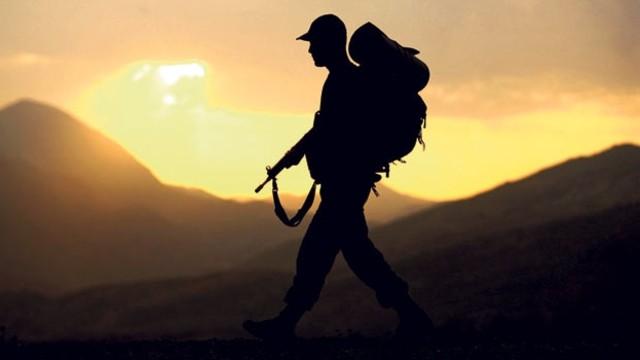 Nöbette Vurulmuş Bulunan Asker Şehit Oldu!