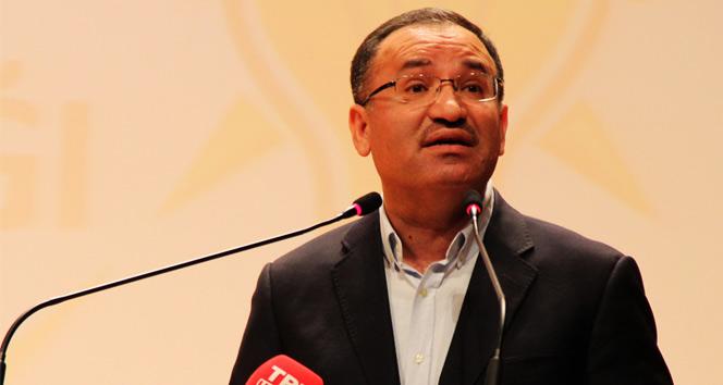 Adalet Bakanı Bekir Bozdağ'dan Son Dakika YSK Açıklaması!
