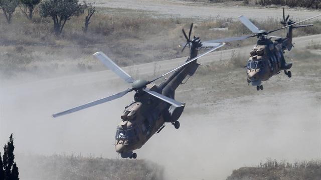 2 Askerimiz Şehit Olmuştu! Atak Helikopteri Füzeyle Vuruldu İddiasına Uzmanından Yanıt