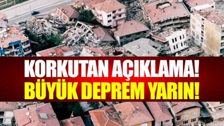 21 Şubat Deprem Olacak Mı? Yarın 21 Şubat'ta Deprem Nerede Olacak?
