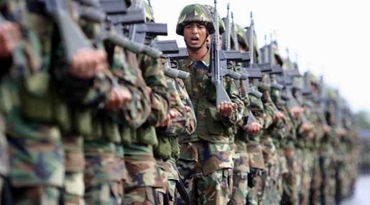 İçişleri Bakanlığı'ndan Açıklama: 1.218 Asker Görevden Uzaklaştırıldı