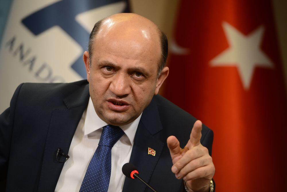 Milli Savunma Bakanı'ndan Menbiç Açıklaması
