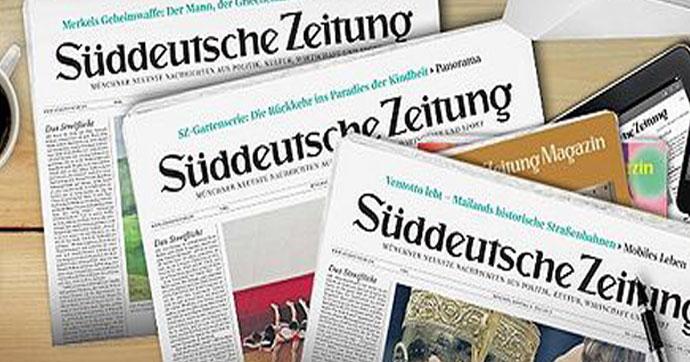 Alman Gazetesi Türkiye'yi Övdü