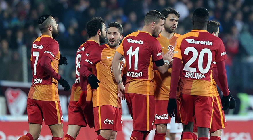 Galatasaray Kupada Kazandı!