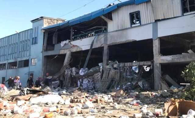 5 İşçi Hayatını Kaybetmişti! Bursa'da Patlayan Fabrikanın Sahibi Tutuklandı