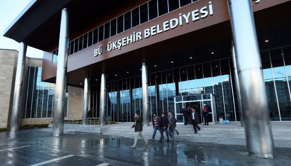Van Büyükşehir Belediyesi'nde Yönetim Değişimi