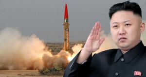 Kuzey Kore Japon Denizi'ne Dört Roket Fırlattı