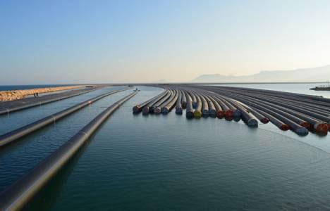 KKTC Su Temin Projesi açıldı