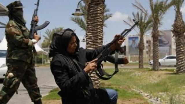 Libya'da Maymun Savaşı Çıktı: 16 Ölü 50 Yaralı