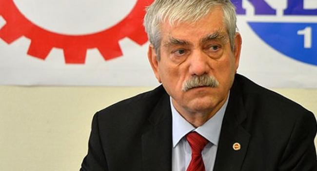 DİSK Başkanı 1 Mayıs Hakkında Açıklama Yaptı