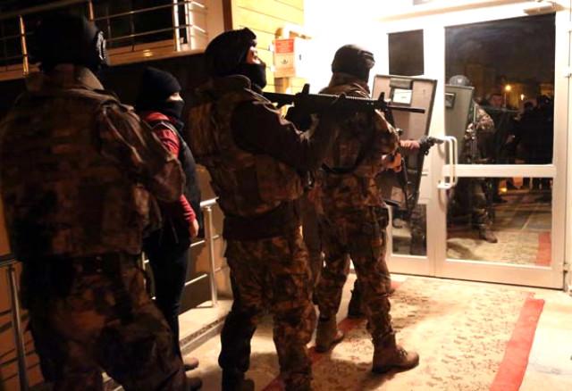 Bolu'da Şafak Vakti PKK Operasyonu Düzenlendi