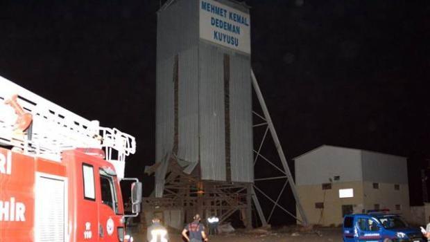 Kayseri'de Maden Patlaması! 1 Ölü..