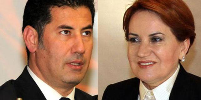 Meral Akşener ve Sinan Oğan Şoku!
