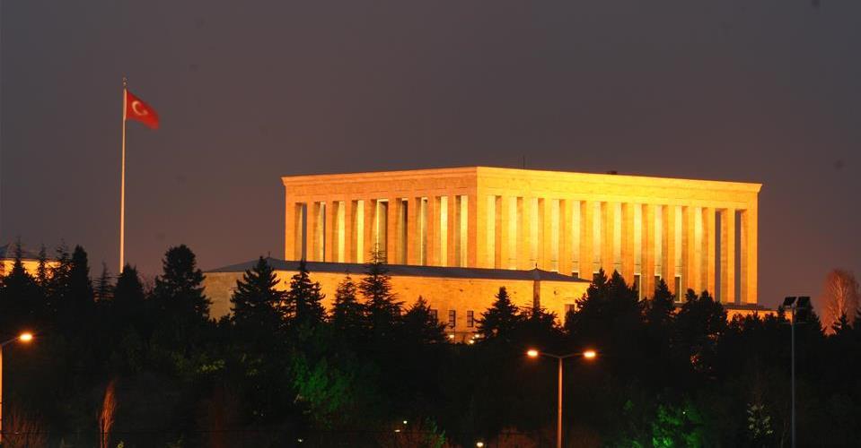 Anıtkabir'de Devlet Zirvesi
