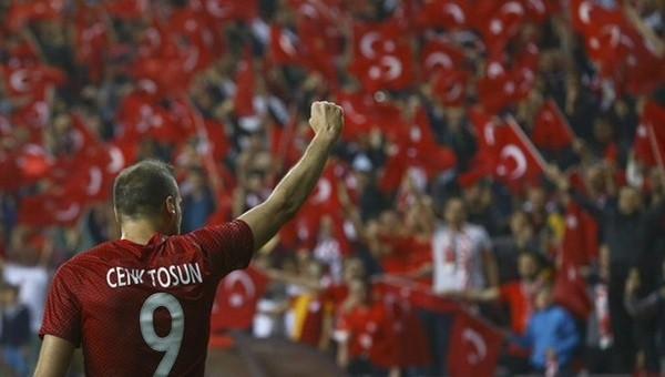 Milli Takım Antalya'da Kazandı!
