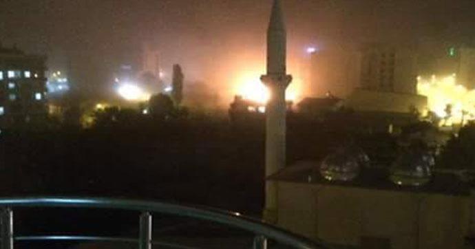 Van'da PKK Saldırısı 1'i Polis 3 Şehit